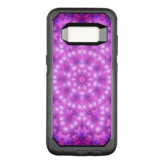 Diamond Star Flower Mandala OtterBox Commuter Samsung Galaxy S8 Case