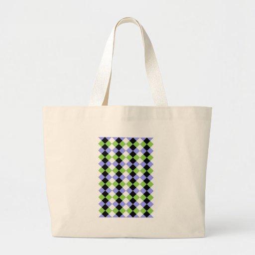 Diamond Strips Bag