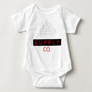 """Diamond"" Supply Co. Baby Bodysuit"