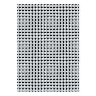 Diamond texture large business card