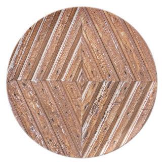 Diamond texture plate