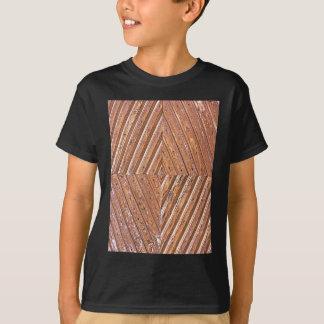 Diamond texture T-Shirt