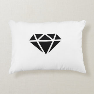 Diamond themed Pillow