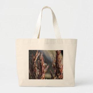 Diamond trees large tote bag