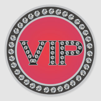 Diamond VIP Stickers
