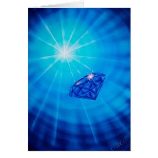 Diamond - wealth card