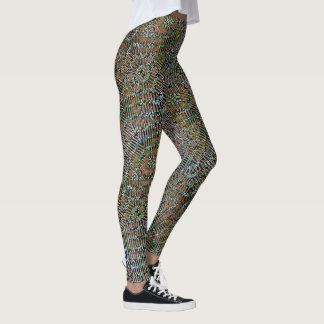 Diamond Weave Leggings