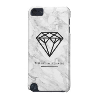 Diamond with Marble iPod Touch (5th Generation) Covers