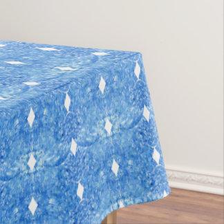 Diamondback Blues Tablecloth
