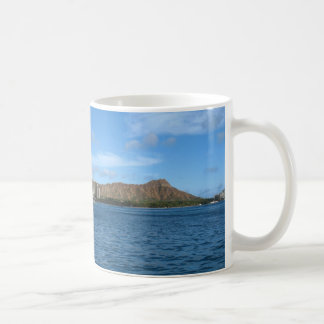 Diamondhead Oahu Hawaii Coffee Mug