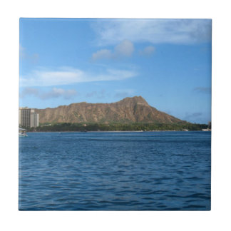 Diamondhead Oahu Hawaii Tile