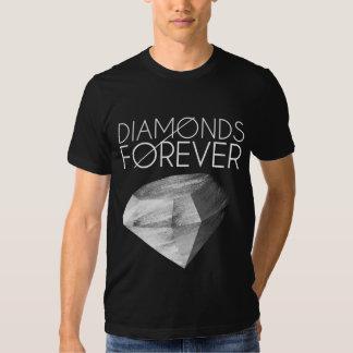 Diamonds Forever Tee Shirt