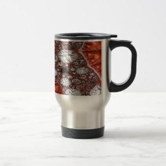Diamonds in the Rough Fractal 3 Travel Mug