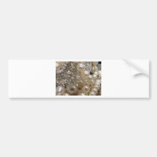 Diamonds & Pearls Bumper Sticker