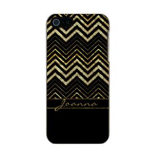 Diamonds Zigzag Chevron Incipio Feather® Shine iPhone 5 Case