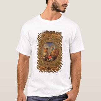 Diana and Actaeon, from the ceiling of the library T-Shirt