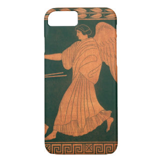 Diana and an Angel, Vintage Roman Mythology iPhone 8/7 Case