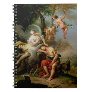 Diana and Endymion Notebook