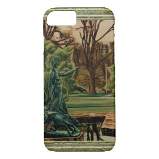 Diana Artemis Sculpture In Gardens Case-Mate iPhone Case