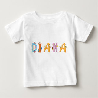 Diana Baby T-Shirt