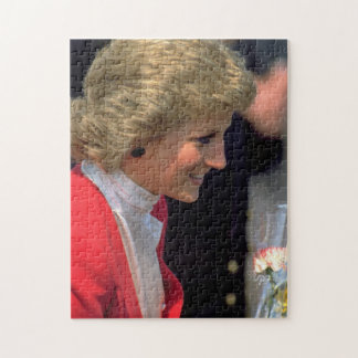 Diana, Princess of Wales Jigsaw Puzzle