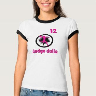 Diana$uarus Replica Jersey T-Shirt