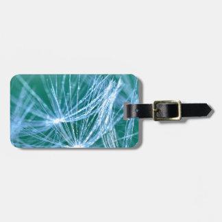 Diana's Dandelion Bag Tag