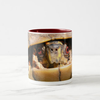 Diane 01 Two-Tone coffee mug