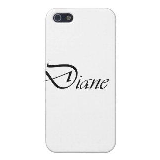 Diane iPhone 5 Cases