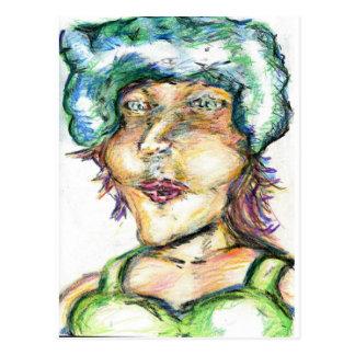 Diane Postcard