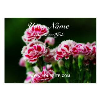 Dianthus #1 large business card