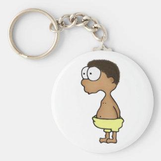 Diaper Boy Key Chains