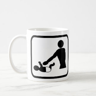 Diaper Changing Pro Coffee Mug