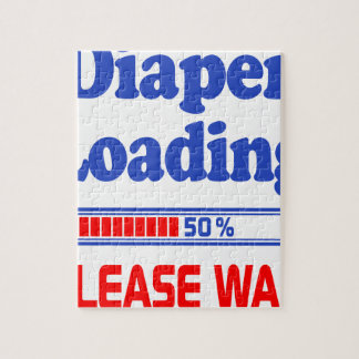 diaper loading please wait jigsaw puzzle