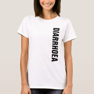DIARRHOEA  LOST IN TRANSLATION T-Shirt