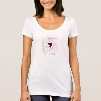 Diary of a Little City - Red T-Shirt