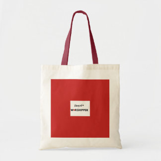 Diary of a Worshipper Tote Bag