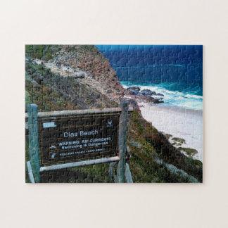 Dias Beach Table Mountain National Park. Jigsaw Puzzle