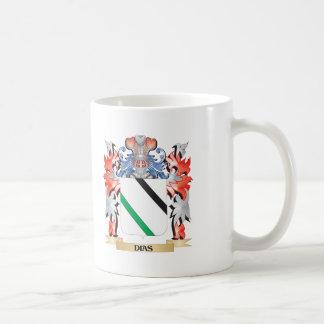Dias Coat of Arms - Family Crest Coffee Mug