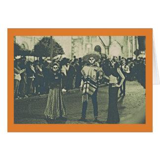 Dias De Los Muertos,  Day of the Dead, Note Card
