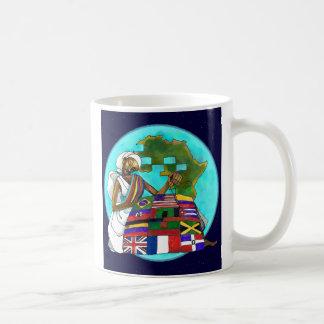 'Diaspora Quilt' mug