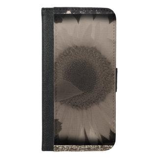 Diatrope Sunflower IV iPhone 6/6s Plus Wallet Case