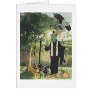 Dibble_Artworks_101_Green_Tara Card