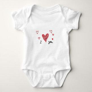 Dibujo2 Baby Bodysuit