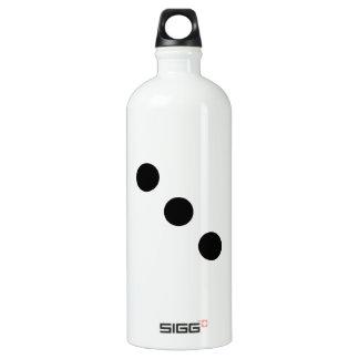 Dice 3 water bottle