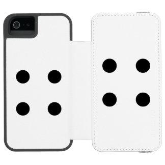 Dice 4 incipio watson™ iPhone 5 wallet case