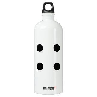 Dice 4 water bottle