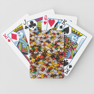 Dice Bicycle Playing Cards