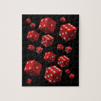 Dice Jigsaw Puzzle