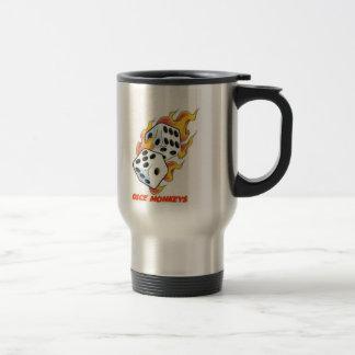 Dice Monkey Travel Mug 2